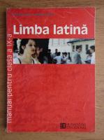 Stefana Pirvu, Monica Duna - Limba latina. Manual pentru clasa a IX-a (1999)