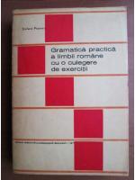 Stefania Popescu - Gramatica practica a limbii romane cu o culegere de exercitii (editia 1971)