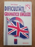 Stela Slapac - Dificultati ale gramaticii engleza