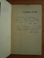 Stelian Gruia - Sambata mortilor (cu autograful autorului)