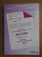 Anticariat: Stelica Ene - Ghid pentru bacalaureat de nota 10 la biologie, clasele IX-X