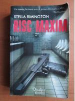 Anticariat: Stella Rimington - Risc maxim