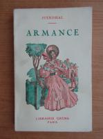 Anticariat: Stendhal - Armance