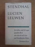 Stendhal - Lucien Leuwen