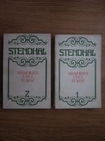 Anticariat: Stendhal - Memoriile unui turist (2 volume)