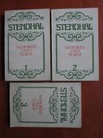 Stendhal - Memoriile unui turist (3 volume)