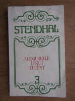 Anticariat: Stendhal - Memoriile unui turist (volumul 3)