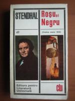 Anticariat: Stendhal - Rosu si negru
