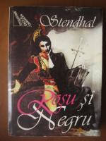 Stendhal - Rosu si negru