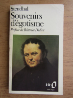 Stendhal - Souvenirs d'egotisme