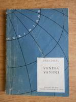 Stendhal - Vanina Vanini