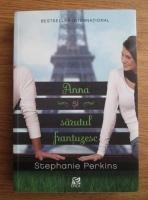 Anticariat: Stephanie Perkins - Anna si sarutul frantuzesc
