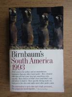 Stephen Birnbaum - South America 1993