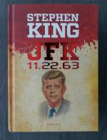 Stephen King - JFK 11.22.63 (cartonată)