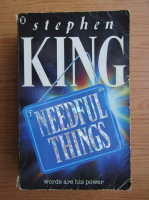 Anticariat: Stephen King - Needful things