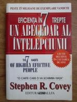 Anticariat: Stephen R. Covey - Eficienta in 7 trepte sau un abecedar al intelepciunii