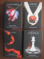 Stephenie Meyer - Seria Amurg (4 volume, cartonate)