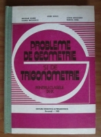 Stere Ianus - Probleme de geometrie si de trigonometrie