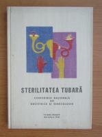 Anticariat: Sterilitatea tubara. Conferinta nationala de obstetrica si ginecologie