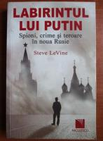 Anticariat: Steve LeVine - Labirintul lui Putin. Spioni, crime si teroare in noua Rusie