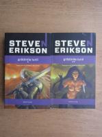 Steven Erikson - Gradinile lunii (volumele 1 si 2)