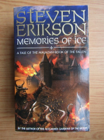 Steven Erikson - Memories of ice. A tale of the malazan book of the fallen