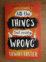 Anticariat: Stewart Foster - All the things that could go wrong