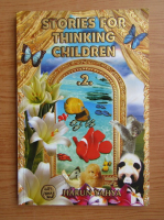 Anticariat: Stories for thinking children (volumul 2)