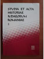 Anticariat: Studia et acta historiae iudaeorum romaniae (volumul 2)