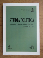 Anticariat: Studia Politica Romanian Political Science Review, volumul XVIII, nr. 3, 2018