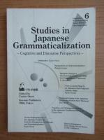 Anticariat: Studies in Japanese Grammaticalization
