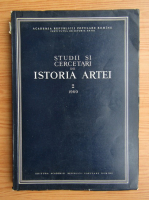 Studii si cercetari de istoria artei, anul VII, nr. 2, 1960