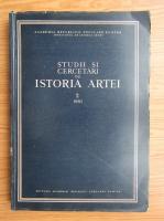 Studii si cercetari de istoria artei, anul VIII, nr. 2, 1961