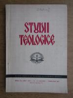 Studii teologice, nr. 1-2, ianuarie-februarie 1977