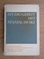 Anticariat: Studioarbeit mit Stanislawski