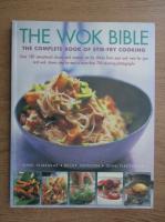 Anticariat: Sunil Vijayakar - The wok bible