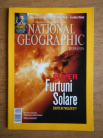 Super furtuni solare (revista National Geographic, nr. 110, 2012)