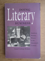 Susan Coultrap-McQuin - Doing literary business