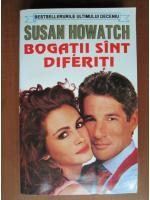 Anticariat: Susan Howatch - Bogatii sunt diferiti