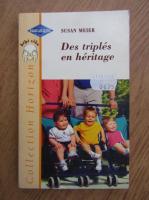 Anticariat: Susan Meier - Des triples en heritage