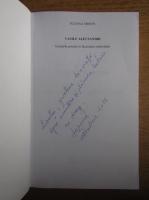Suzana Miron - Vasile Alecsandri, extazele poeziei si fascinatia simbolului (cu autograful autorului)