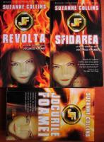 Suzanne Collins - Jocurile foamei. Sfidarea. Revolta (3 volume)