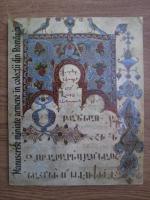 Anticariat: Sylvia Agemian - Manuscrise miniate armene in colectii din Romania