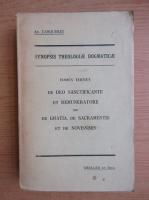Anticariat: Synopsis theologiae dogmaticae (volumul 3)
