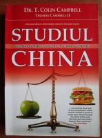 T. Colin Campbell - Studiul China