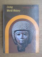 Anticariat: T. Walter Wallbank, Arnold Schrier - Living world history