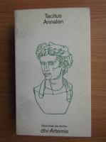 Anticariat: Tacitus Annalen - Bibliotek der Antike
