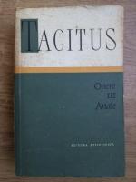 Tacitus - Opere, volumul 3. Anale