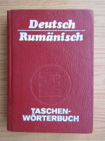 Anticariat: Taschenworterbuch deutsch-rumanisch