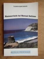 Anticariat: Tasos Roussos - Manuscrisele lui Manuel Salinas